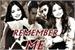 Fanfic / Fanfiction Remember Me - RUGGAROL