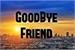 Fanfic / Fanfiction Adeus, amiga.