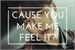 Fanfic / Fanfiction Cause You Make Me Feel It? - Imagine Min Yoongi