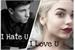Fanfic / Fanfiction I Hate U, I Love U [Temporariamente Cancelada ]