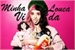 Fanfic / Fanfiction Minha Louca Vida (Melanie Martinez)