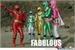 Fanfic / Fanfiction Os novos power rangers
