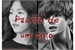 Fanfic / Fanfiction Paixão de um anjo - imagine Taehyung