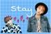 Fanfic / Fanfiction Stay ( Imagine Min Yoongi )