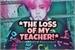 Fanfic / Fanfiction The Loss Of My Teacher-Imagine do Jimin