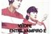 Fanfic / Fanfiction VHope- Entre vampiro e humano