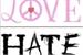 Fanfic / Fanfiction Bianl Entre o odio e o amor