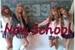 Fanfic / Fanfiction (BTS INTERATIVA) New School