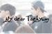 Fanfic / Fanfiction My dear Taehyung {vhope; Taeseok}