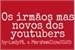 Fanfic / Fanfiction Os irmãos mas novos dos Youtubers-Interativa
