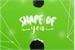 Fanfic / Fanfiction Shape of You - Sterek AU