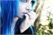 Fanfic / Fanfiction A Garota Dos Cabelos Azuis 💙