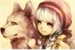 Fanfic / Fanfiction A menina e o lobo