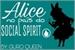 Fanfic / Fanfiction Alice no País do Social Spirit [INTERATIVA]