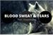 Fanfic / Fanfiction Blood Sweat and Tears (Vkook - Taekook)