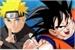 Fanfic / Fanfiction Como o naruto poderia derrotar facilmente o goku