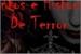 Fanfic / Fanfiction Contos é histórias de terror