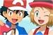 Fanfic / Fanfiction Pokémon Hoenn Remake. A Jornada de Ash e Serena.