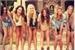 Fanfic / Fanfiction Six Amazing Girls!