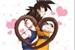 Fanfic / Fanfiction O amor entre dois Saiyajin