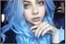 Fanfic / Fanfiction A Garota De Cabelo Azul