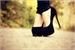 Fanfic / Fanfiction A rapariga dos saltos altos