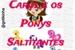 Fanfic / Fanfiction Carol e os Ponys Saltitantes