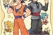 Fanfic / Fanfiction Goku e Black, vai dar certo ?