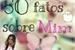 Fanfic / Fanfiction One-Shot- 50 Fatos sobre mim!
