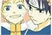 "Fanfic / Fanfiction SasuNaru - ""Meu loirinho idiota"""