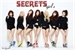 Fanfic / Fanfiction Secret girls - Interativa