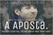 Fanfic / Fanfiction A aposta. -Imagine Kook♡