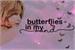 Fanfic / Fanfiction Butterflies in my mind