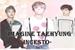 Fanfic / Fanfiction Imagine Taehyung (V) BTS -incesto