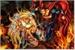 Fanfic / Fanfiction Liga da Justiça vs Guerreiros Z