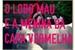 Fanfic / Fanfiction O Lobo Mau e a Menina Da Capa Vermelha
