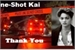 Fanfic / Fanfiction One - Shot Kai - Thank You