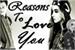 Fanfic / Fanfiction Reasons To Love You