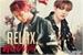 Fanfic / Fanfiction Relax, noona - TwoShot Threesome Kim Namjoon e Jeon Jungkook