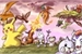 Fanfic / Fanfiction Pokémon:Two worlds, one destiny-interativa