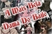 Fanfic / Fanfiction A Mais Bela Dama do Baile