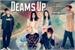 Fanfic / Fanfiction Dreams up! (Imagine V, Kookie, Jimin, Suga)