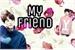 Fanfic / Fanfiction My friend (Imagine JungKook)