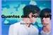 Fanfic / Fanfiction Quantos dias, Minhyuk?