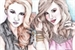 Fanfic / Fanfiction As irmãs gêmeas