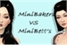 Fanfic / Fanfiction MiniBakers VS MiniBett's