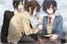 Fanfic / Fanfiction Ousai Academy (Yaoi-Interativa)
