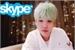 Fanfic / Fanfiction Skype Min Yoongi