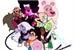 Fanfic / Fanfiction Steven e seu amor pelas gems