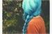 Fanfic / Fanfiction A Garota do Cabelo Azul